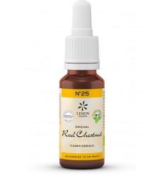 Lemon Pharma Bach bloesemremedies red chestnut 20 ml | € 10.39 | Superfoodstore.nl