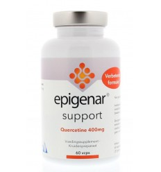 Epigenar Support Quercetine 400 mg 60 vcaps | Superfoodstore.nl