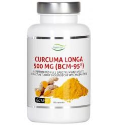 Nutrivian Curcuma longa 500 mg bcm95 60 capsules |