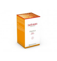 Nutrisan Mastica 120 capsules | Superfoodstore.nl