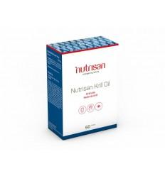 Nutrisan Krill oil 60 capsules | Superfoodstore.nl