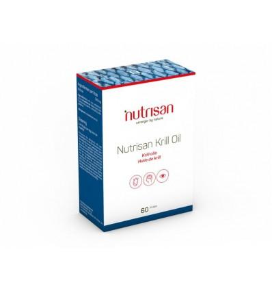 Nutrisan Krill oil 60 capsules | € 25.29 | Superfoodstore.nl