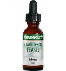 Nutramedix Kaardebol teasel 30 ml | Superfoodstore.nl