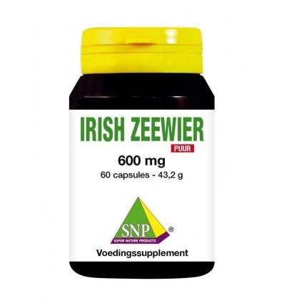 Multi-vitaminen SNP Irish zeewier 600 mg puur 60 capsules kopen
