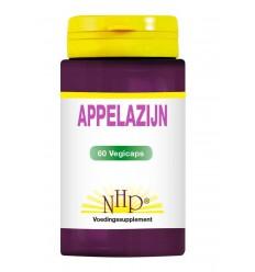 NHP Appelazijn 60 vcaps | € 24.22 | Superfoodstore.nl