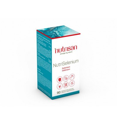 Selenium Nutrisan Nutri 90 vcaps kopen