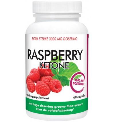Afslanken Natusor Raspberry ketone burner 60 capsules kopen