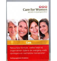 Care For Women Care for women care 30 tabletten | € 24.91 | Superfoodstore.nl