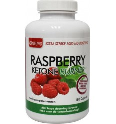 Afslanken Natusor Raspberry ketone 180 capsules kopen