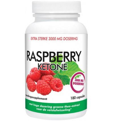 Natusor Raspberry ketone 180 capsules | Superfoodstore.nl