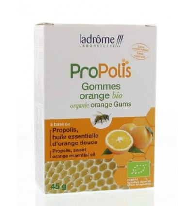 Propolis Ladrome gommetjes sinaas 45 gram kopen