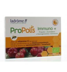 La Drome Propolis immuno+ bio 10 ml 20 ampullen |