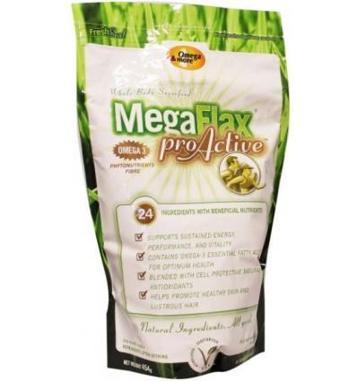 Megaflax pro aktief 454 gram | Superfoodstore.nl