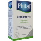 Phital Cranberry + C 60 tabletten