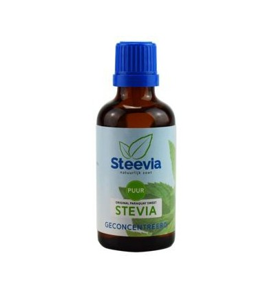 Steevia Stevia 50 ml   Superfoodstore.nl