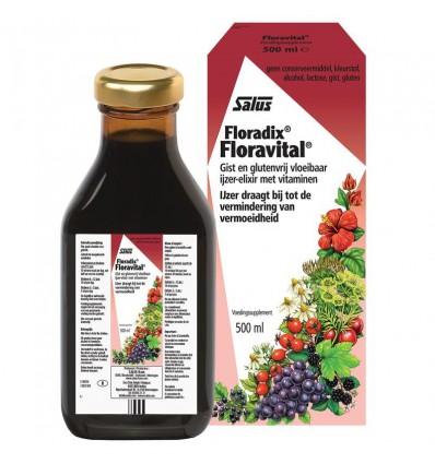 Salus Floravital 500 ml | Superfoodstore.nl