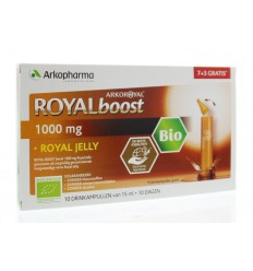 Arkopharma Royal Jelly boost (7 + 3) 15 ml per ampul 10