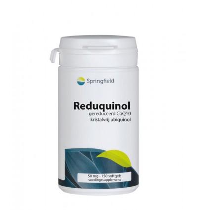 Energie Springfield Reduquinol 50 mg 150 softgels kopen