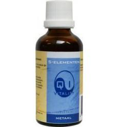 Alive Element 5 metaal 50 ml | Superfoodstore.nl