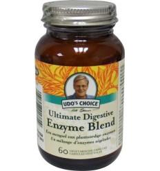 Afslanken Udo's Choice Digestive enzyme 60 vcaps kopen