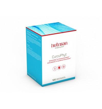 Nutrisan Curcuphyt 120 capsules | € 48.49 | Superfoodstore.nl