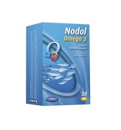 Orthonat Nodol omega 3 30 capsules   Superfoodstore.nl