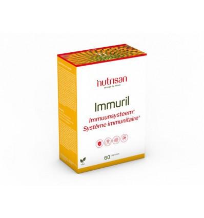 Nutrisan Immuril 60 vcaps | Superfoodstore.nl
