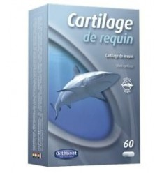 Orthonat Cartilage de requin 60 capsules | € 16.84 | Superfoodstore.nl