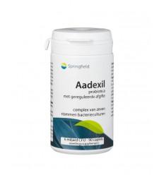 Springfield Aadexil probiotica 6 miljard 90 capsules |