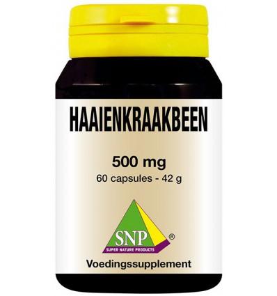 SNP Haaienkraakbeen 500 mg 60 capsules | € 21.05 | Superfoodstore.nl