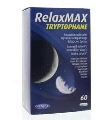 Trenker Relaxmax & l-triptophane 60 capsules | Superfoodstore.nl