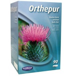 Orthonat Orthepur 90 capsules | € 37.64 | Superfoodstore.nl