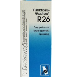 Dr Reckeweg Funktions gastreu R26 50 ml | Superfoodstore.nl