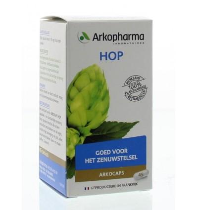 Arkocaps Hop 45 capsules | Superfoodstore.nl