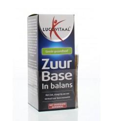 Lucovitaal Zuurbase druppels 30 ml | Superfoodstore.nl