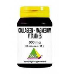 Magnesium SNP Collageen magnesium vitamines 30 capsules kopen
