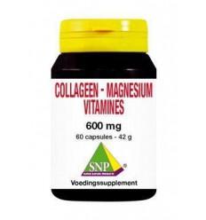 Magnesium SNP Collageen magnesium vitamines 60 capsules kopen
