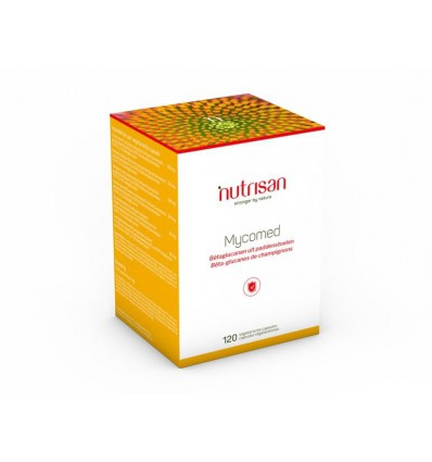Nutrisan Mycomed 120 vcaps | Superfoodstore.nl