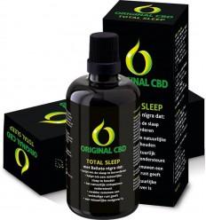 CBD Original CBD Total sleep 100 ml | Superfoodstore.nl