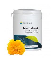 Vitamine A Springfield Macuvite 2 150 tabletten kopen