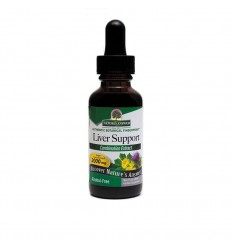 Natures Answer Liver support leverdetox extract alcvrij 2000 mg