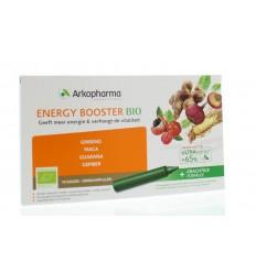 Arkofluids Energy booster 10 ampullen | Superfoodstore.nl