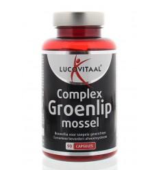 Lucovitaal Groenlipmossel complex 90 capsules |