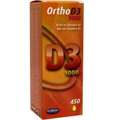 Orthonat Ortho D3 1000IU 20 ml | Superfoodstore.nl