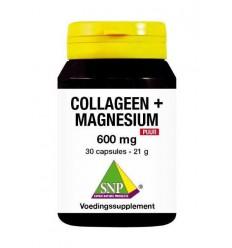 Magnesium SNP Collageen magnesium 600 mg puur 30 capsules kopen