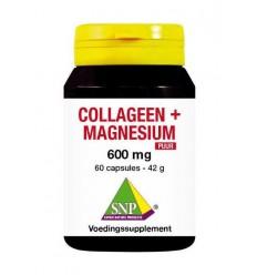Magnesium SNP Collageen magnesium 600 mg puur 60 capsules kopen