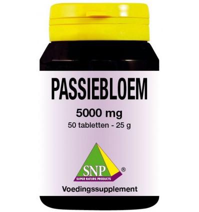 SNP Passiebloem 5000 mg 50 tabletten | Superfoodstore.nl
