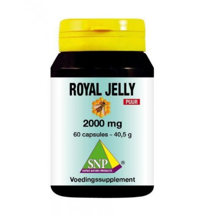 Royal Jelly SNP 2000 mg puur 60 capsules kopen