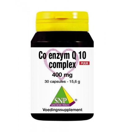 SNP Co enzym Q10 complex 400 mg puur 30 capsules |