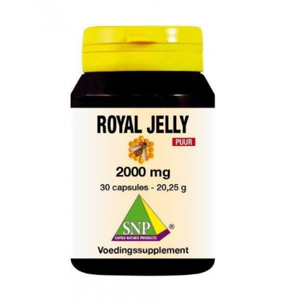 Royal Jelly SNP 2000 mg puur 30 capsules kopen